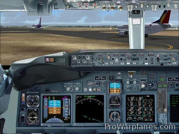 Симулятор пассажирского самолета скачать торрент